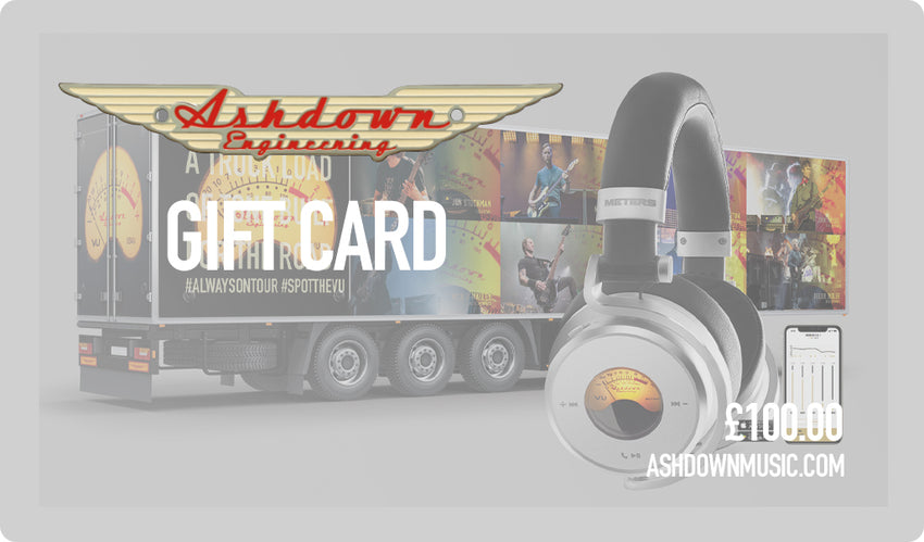 Ashdown Gift Card