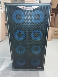 ABM 810 Bass Speaker 1200 Watt Cabinets B-Stock