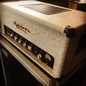 CTM-300 Head Custom (Built for Nate Mendel)