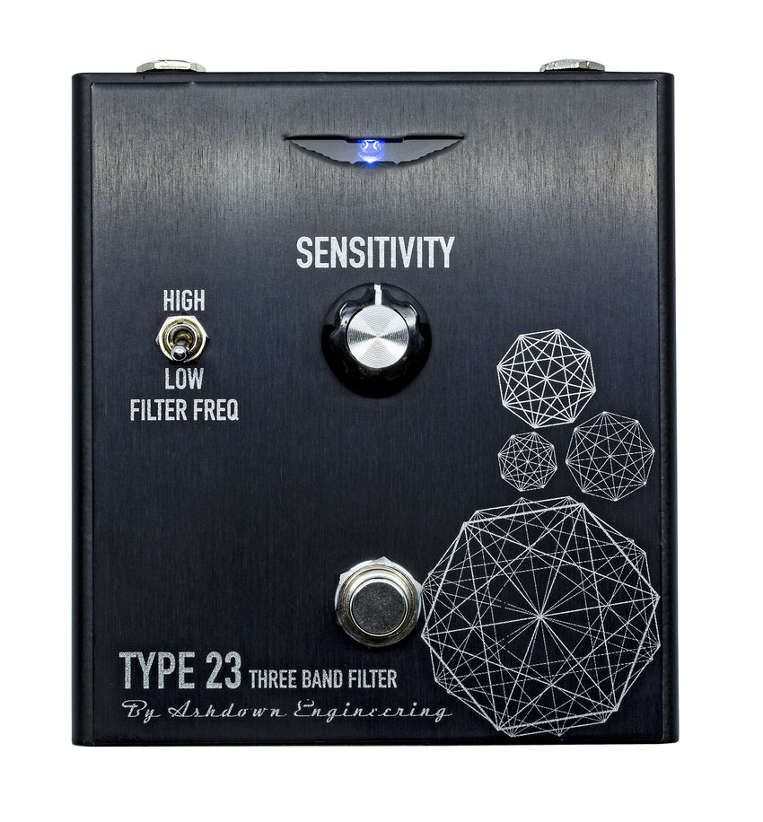 Type 23 Dynamic Filter Pedal