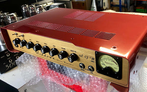 Ashdown 484-H - 30 watt Valve Guitar Head - Custom Candy Red