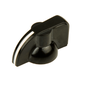 Black Chicken Head Knobs