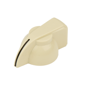 Cream Chicken Head Knobs
