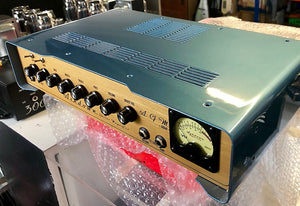 Ashdown 484-H - 30 watt Valve Guitar Head - Custom Pelham Blue