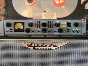 ABM-600-RC EVO IV UK Custom Shop