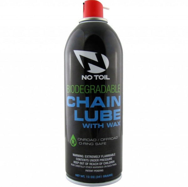 No Toil Chain Lube With Wax