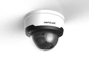 Infilux 2.8mm- 12mm Varifocal Dome Camera