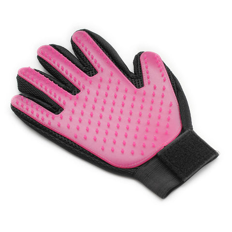 Pet Hair Removing Glove And Massager