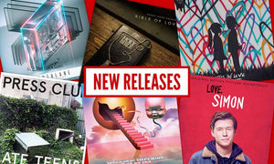 New Vinyl Releases! April/ May 2018