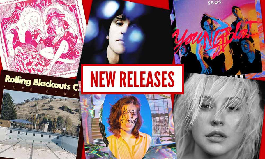 Coming Soon: July New Releases