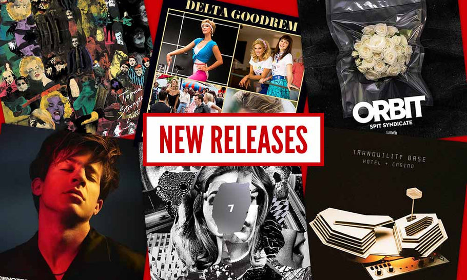 Coming Soon: May / June New Releases
