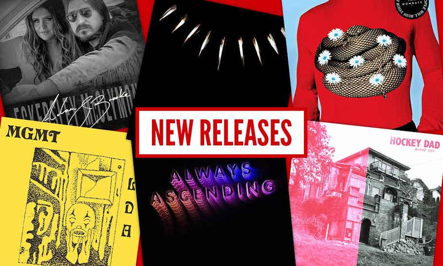 New Releases: March/ April 2018