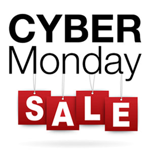 It's CYBER MONDAY!