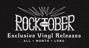 Welcome to Rocktober!
