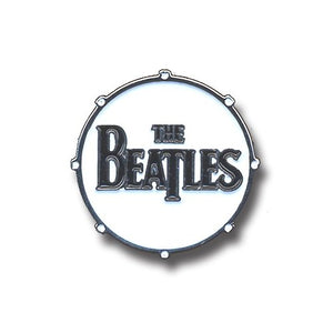Beatles / Drum Logo Pin