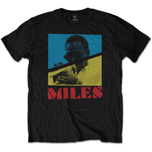 Miles Davis / Premium Throwback Tee