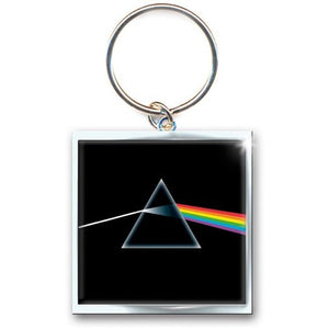 Pink Floyd / Dark Side Of The Moon Keychain