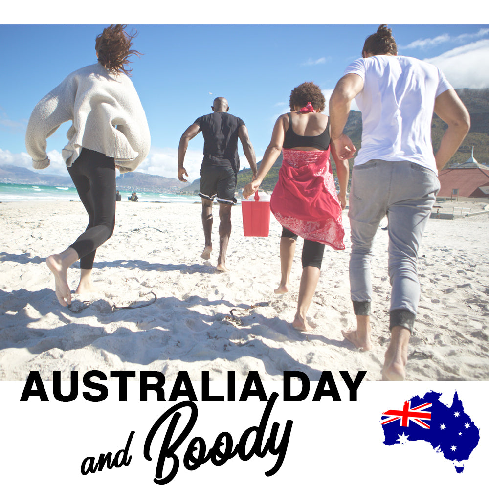 Australia Day and Boody