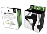 Boody 3/4 Black Legging packaging