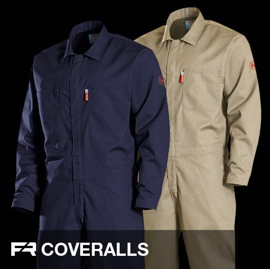 Flame Resistant Arc Flash Clothing | FR Shirts | Benchmark FR
