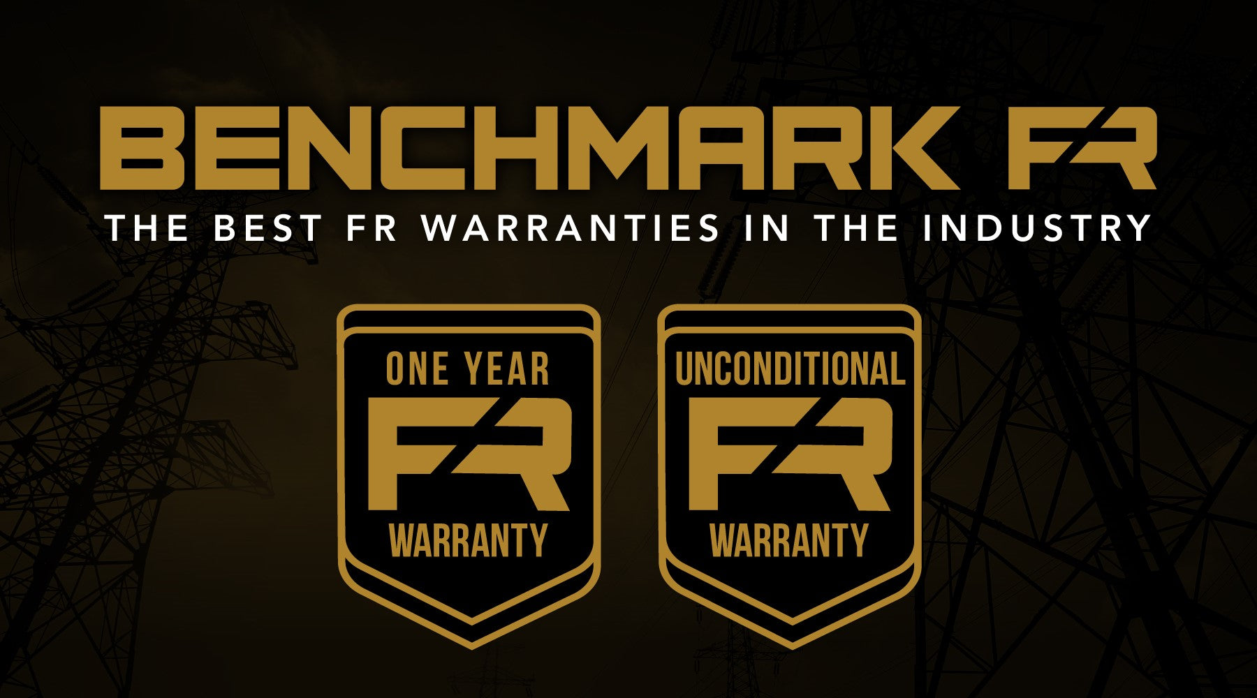 benchmark warranty page banner