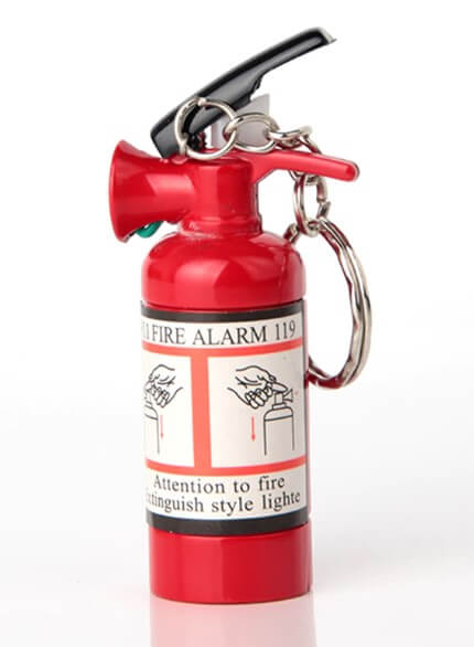 Electrika™ - Fire Extinguisher Lighter - Free Shipping