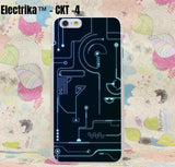 Electrika™ - Electronic Circuit Mobile Phone Covers & Cases - All Brands & Models