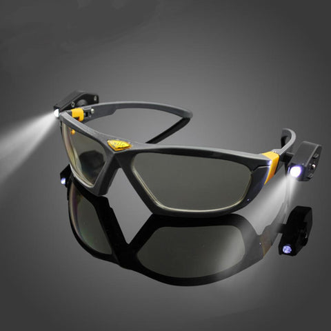 Electrika™ LED Light Vision Safety Glasses - Latest 👓 - 51% OFF