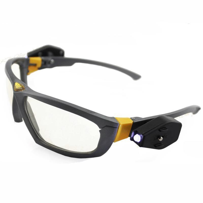 Electrika™ LED Light Safety Glasses night vision