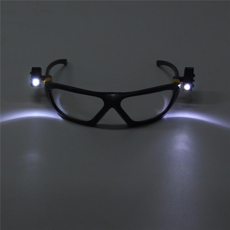 Electrika™️ LED Light Safety eyeglasses