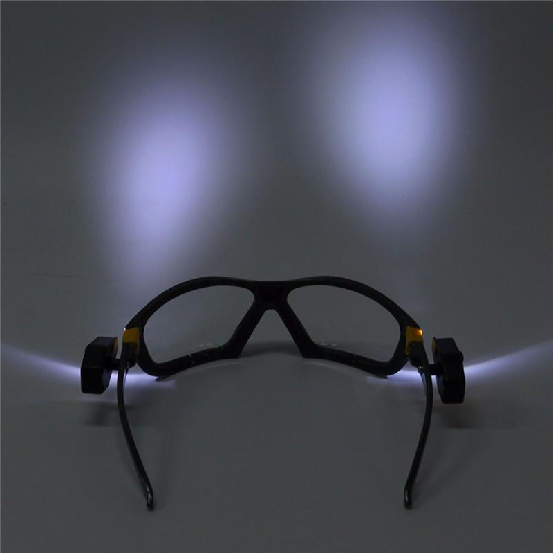 Electrika™ LED Light Safety eyewear
