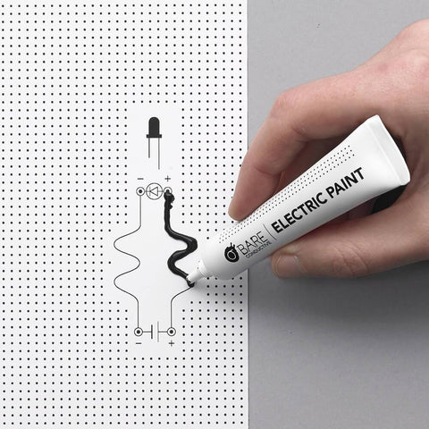 Exclusive Electric Paint - No More Soldering & Wiring