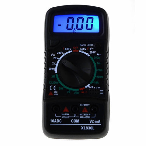 Portable Digital Multimeter - Free Shipping