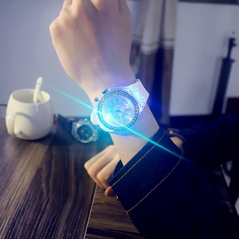 Electrika™ Luminous LED Light Watches - New Design 2018 - 66% Off on Today Orders