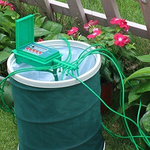 Smart Automatic Plant Watering System Controlled by Smartphone and Timer