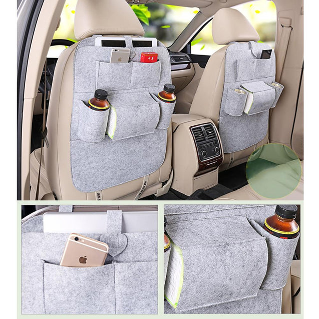 Shipshape™ - The Stupendous Backseat Organizer