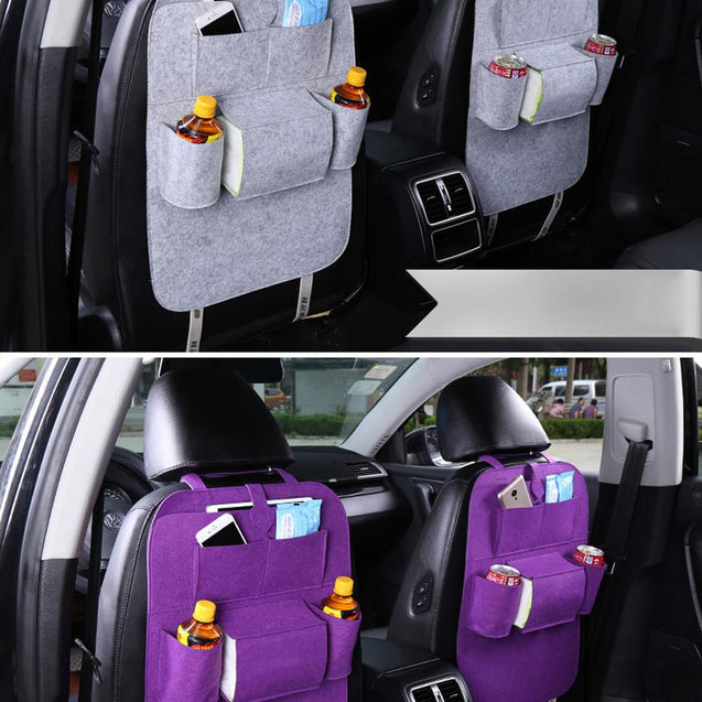 Shipshape your car in seconds with our Stupendous Shipshape™ organization system.