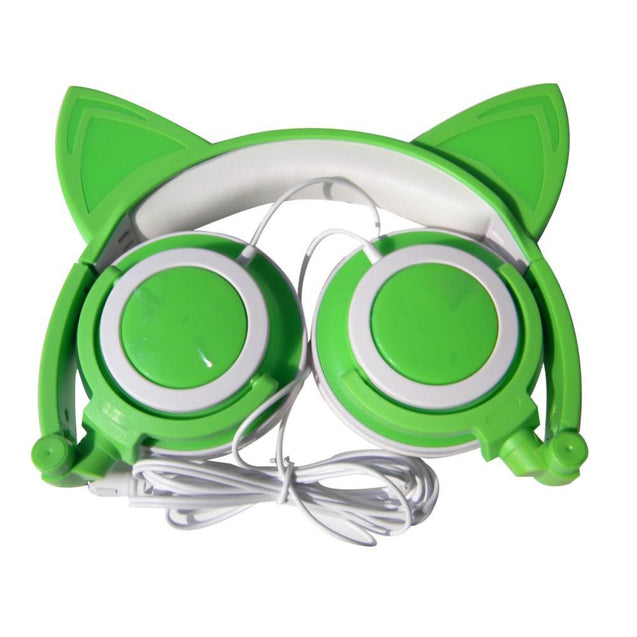 Hot Exclusive offer Cat Ear LED Headphones