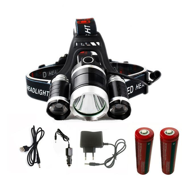 Electrika™ LED Headlamp & Headlight