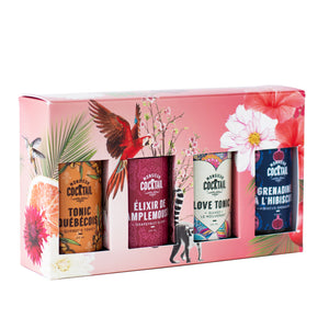 Coffret Monsieur Cocktail