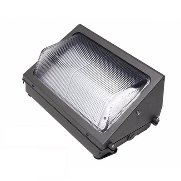 60 Watt LED Wall Pack w/ Photocell