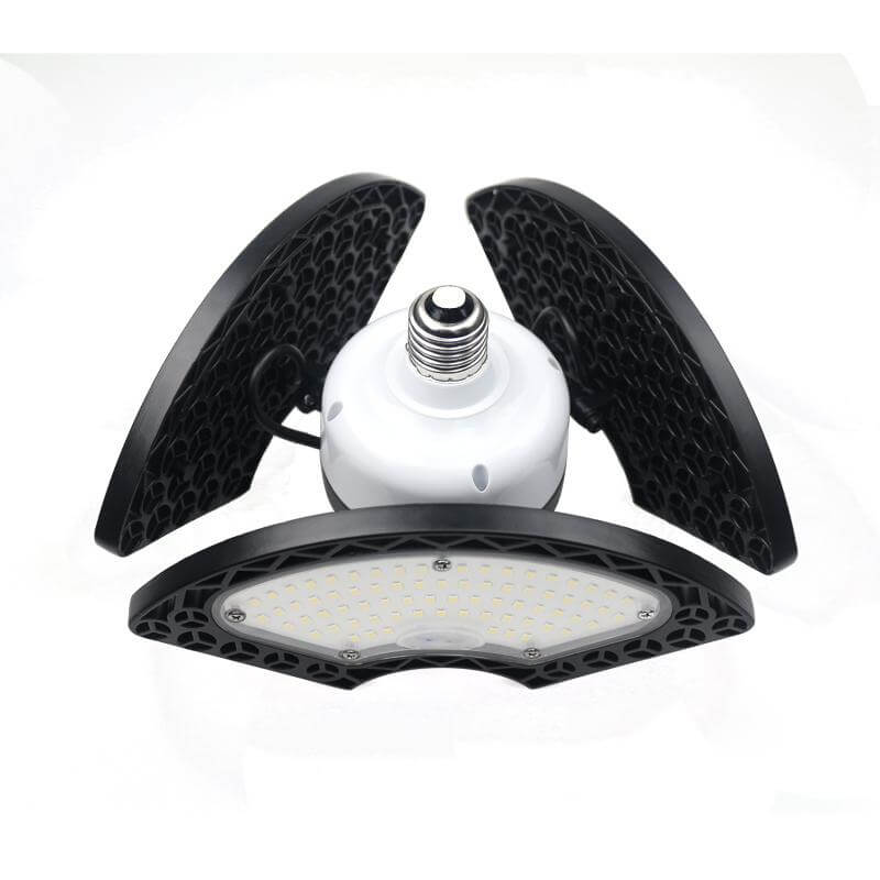 60W LED Garage Tri-Light