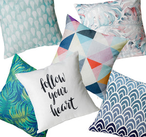 Home Decore Accent Pillows
