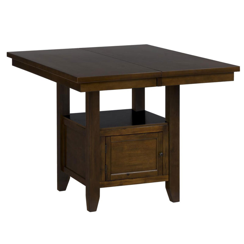 COUNTER HEIGHT TABLE COGNAC DBR