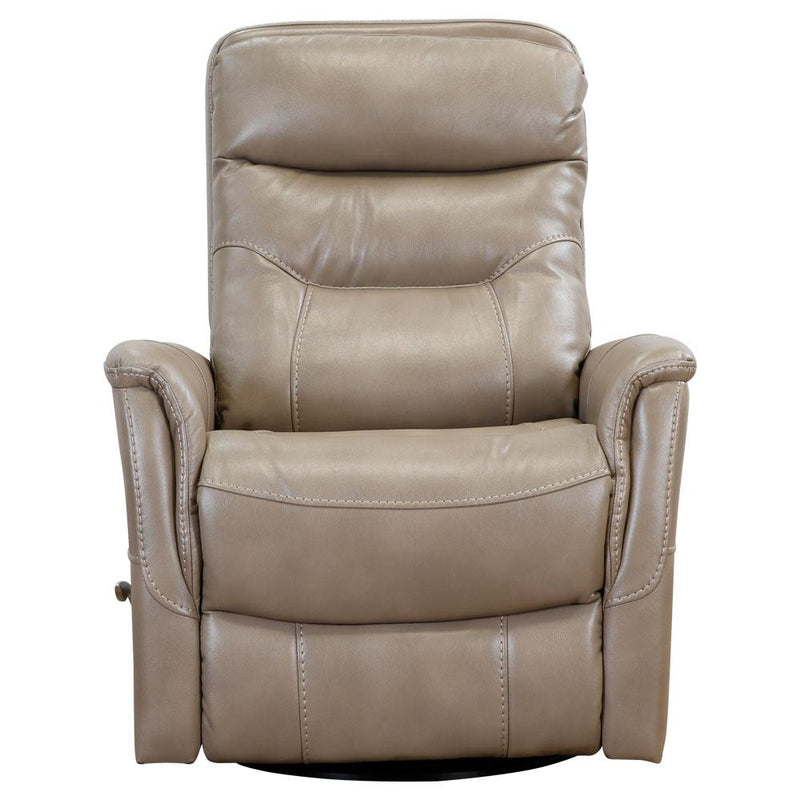 JACOB SWIVEL RECLINER LINEN MGEM#812GS-LIN