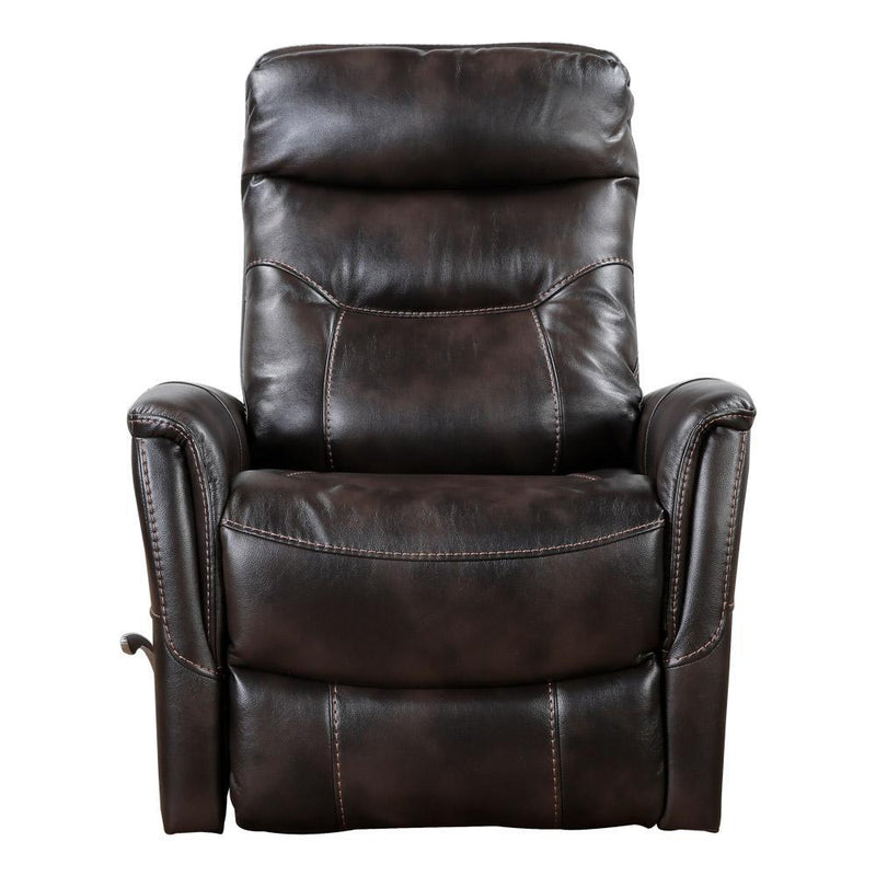 JACOB SWIVEL RECLINER TRUFFLE MGEM#812GS-TRU