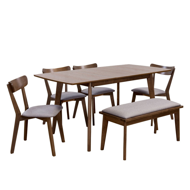 DINING TABLE NEPTUNE TBB-1368DBR