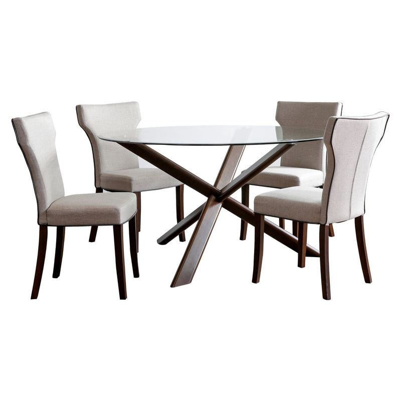 DINING CHAIR ATHENA SK1198-1021F