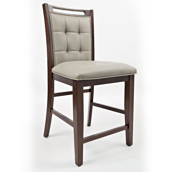 Prime Cognac Counter Height Chair Pdpeps Interior Chair Design Pdpepsorg