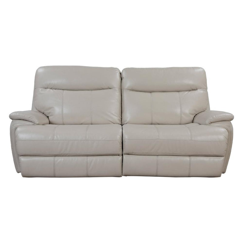 Damon Power Reclining Sofa   Cream